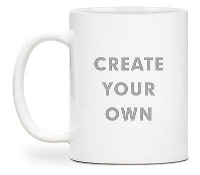 Create Your Own Custom Mugs