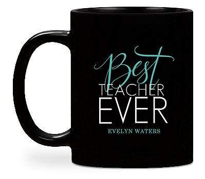 Best Teacher Custom Mugs