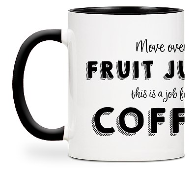 Job for Coffee Custom Mugs