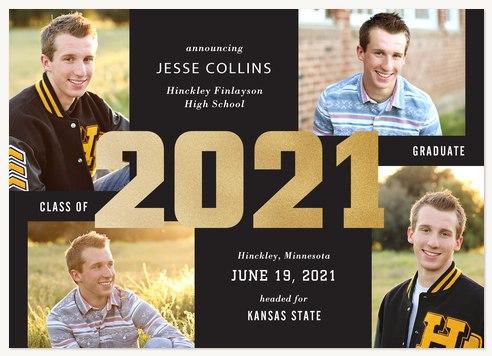 A Very Big Year Graduation