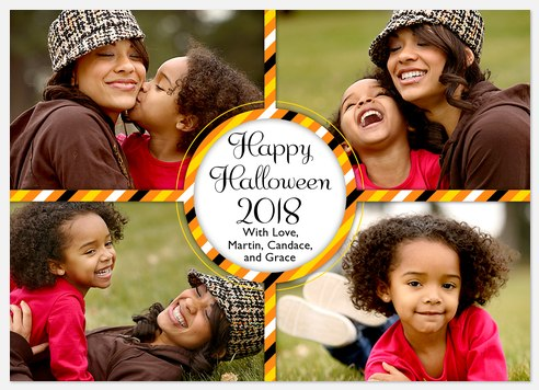 Trick or Treat - Photo Halloween Cards