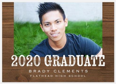 Natural Grad Graduation Cards