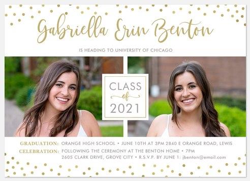 Shine Brightly Graduation Cards