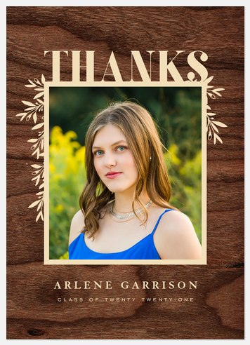 Hometown Thank You Cards