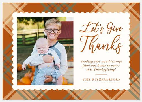 Coziest Autumn Thanksgiving Cards