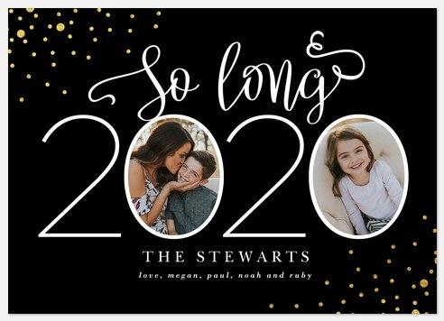 Big 2020 Holiday Photo Cards