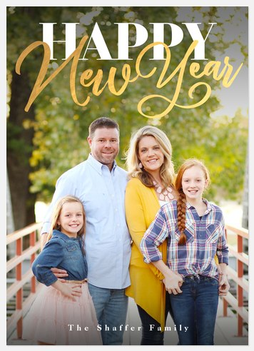 Festive Mix Holiday Photo Cards