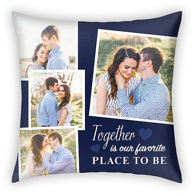 Our Favorite Place Custom Pillows
