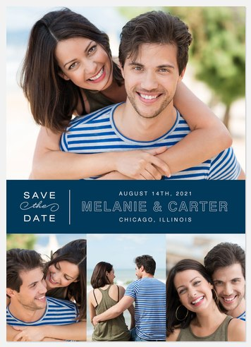 Galleria Save the Date Photo Cards