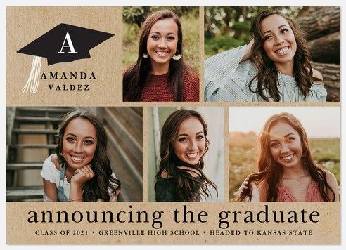 Cap Collage Graduation Cards
