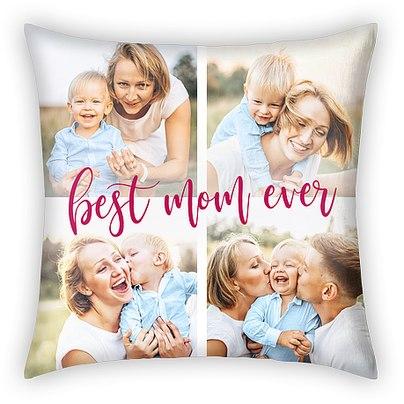 Best Mom Ever Custom Pillows