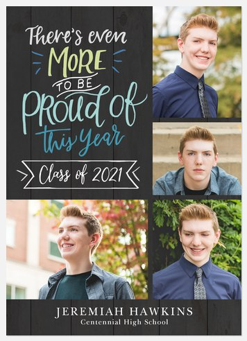 Proud Year Graduation Cards