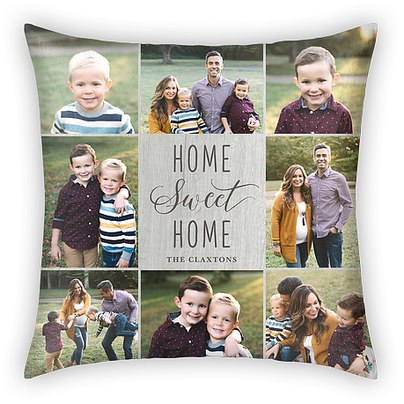 Rustic Home Custom Pillows
