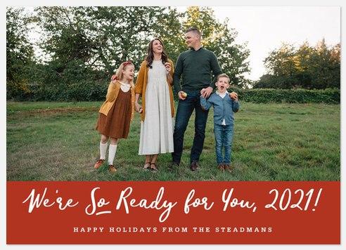 So Ready Holiday Photo Cards