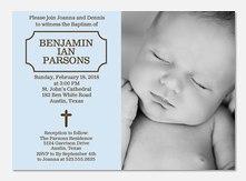boy baptism invitations photoaffections
