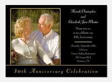 Anniversary Invitations - Still In Love