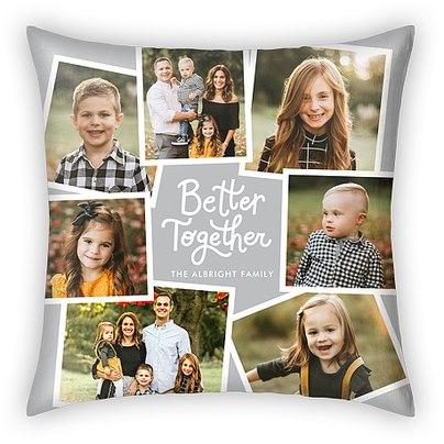 Better Together Custom Pillows