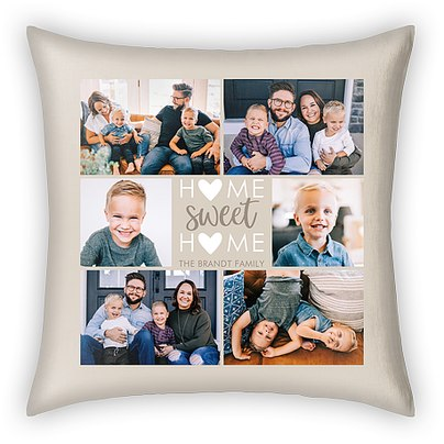 Sweet Home Custom Pillows