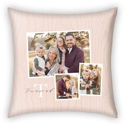 Sweet Trio Custom Pillows