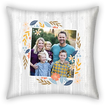Woodland Folk Custom Pillows