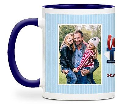 World's Best Dad Custom Mugs