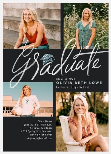 Graduate Sparkle Graduation Cards