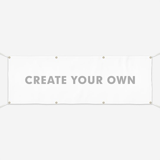 Create Your Own Graduation Banners
