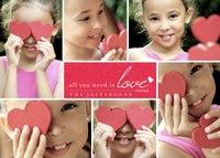 Rosy Hearts