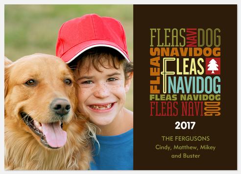 Fleas Navidog Day