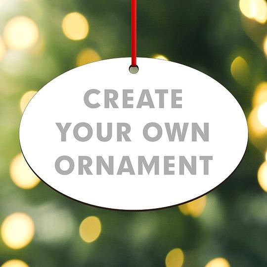 Create Your Own Custom Ornaments